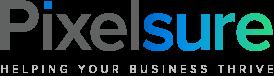 Pixelsure logo